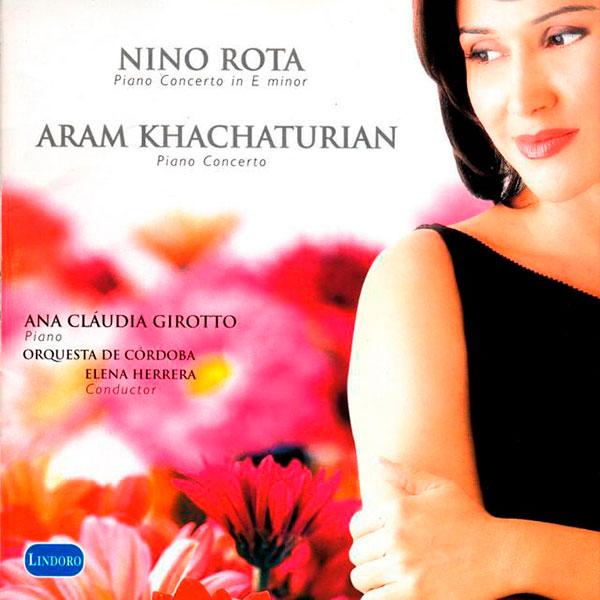 Nino Rota. Aram Khachaturian. Conciertos para Piano y Orquesta