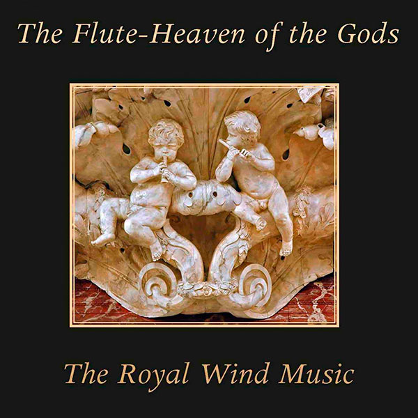 The Flute Heaven of the Gods. The Royal Wind Music.Lindoro