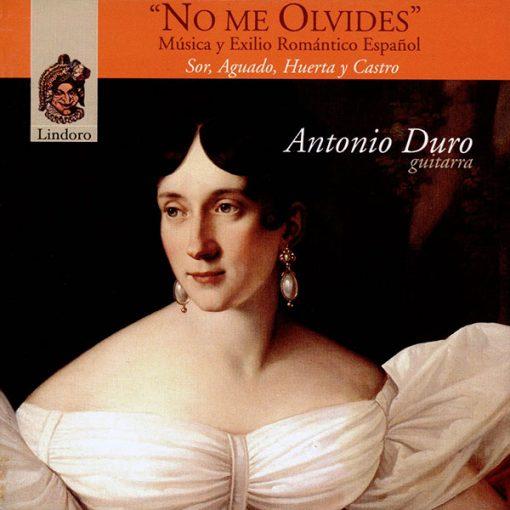 No me olvides. Música y exilio Romántico Español