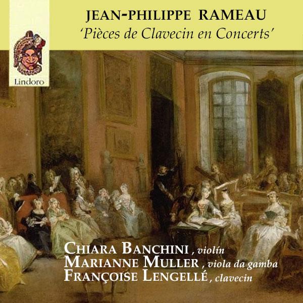 Jean-Philippe Rameau. Lindoro