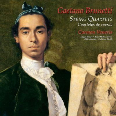 Gaetano Brunetti String Quartets.