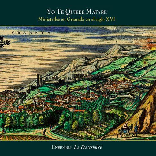 Yo te quiere matare. Ministriles en Granada en el siglo XVI. Lindoro.