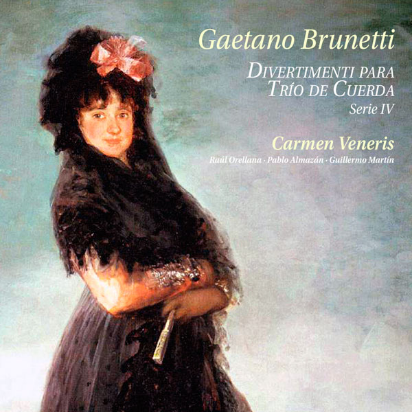 Gaetano Brunetti. Divertimenti para Trío de Cuerda. Lindoro.