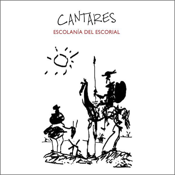 Cantares. Escolanía del Escorial. Lindoro, sello discográfico especializado en Música Antigua y Clásica. Visite nuestra tienda Online.