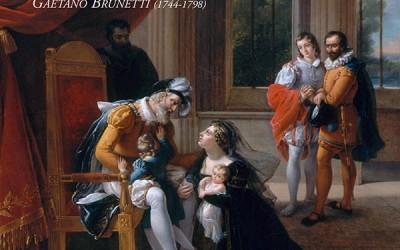 Arias y Escenas. Boccherini y Brunetti