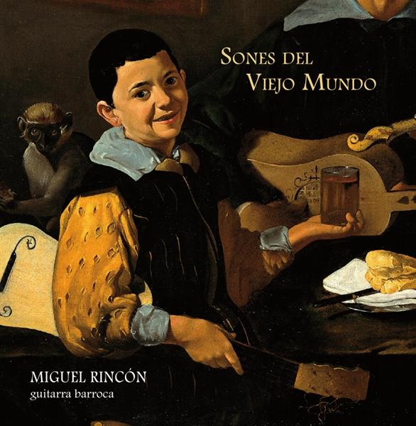 Portada Sones del Viejo Mundo-Lindoro. Sello discográfico de Música antigua y clásica