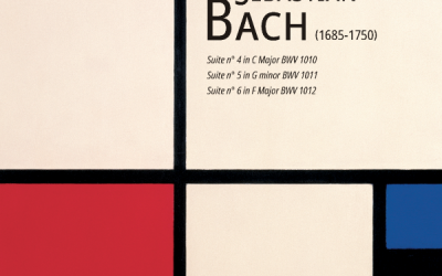 Johann Sebastian Bach. Suites BWV 1010, 1011, 1012
